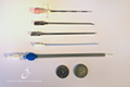 percutaneous lead delivery devices