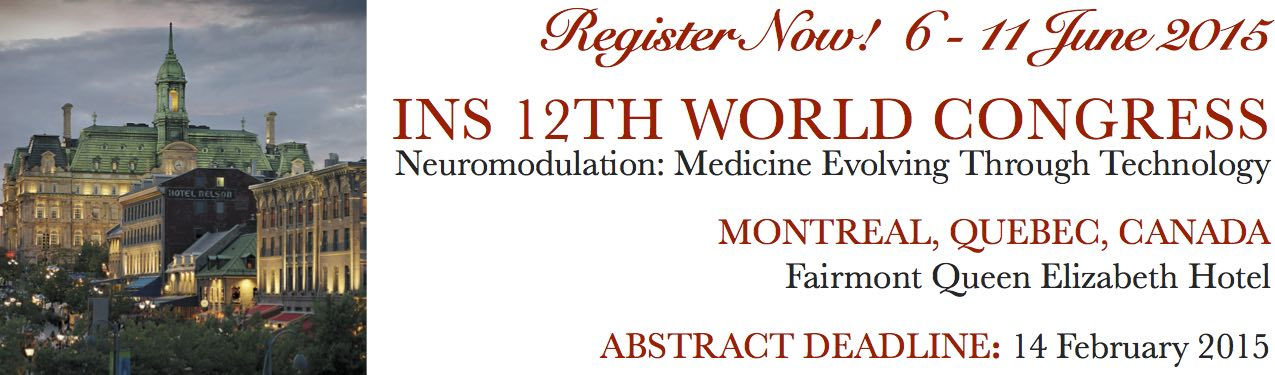 2015 neuromodulation congress banner