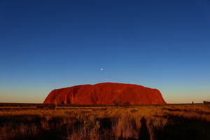 Uluru by Jason H on Unsplash