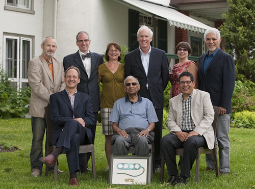 Canada Neuromodulation Society Board June 2012